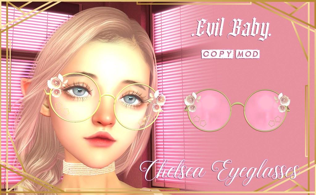 .Evil Baby. – Chelsea Eyeglasses