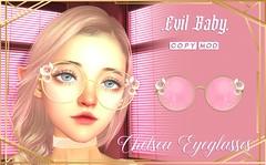 .Evil Baby. - Chelsea Eyeglasses
