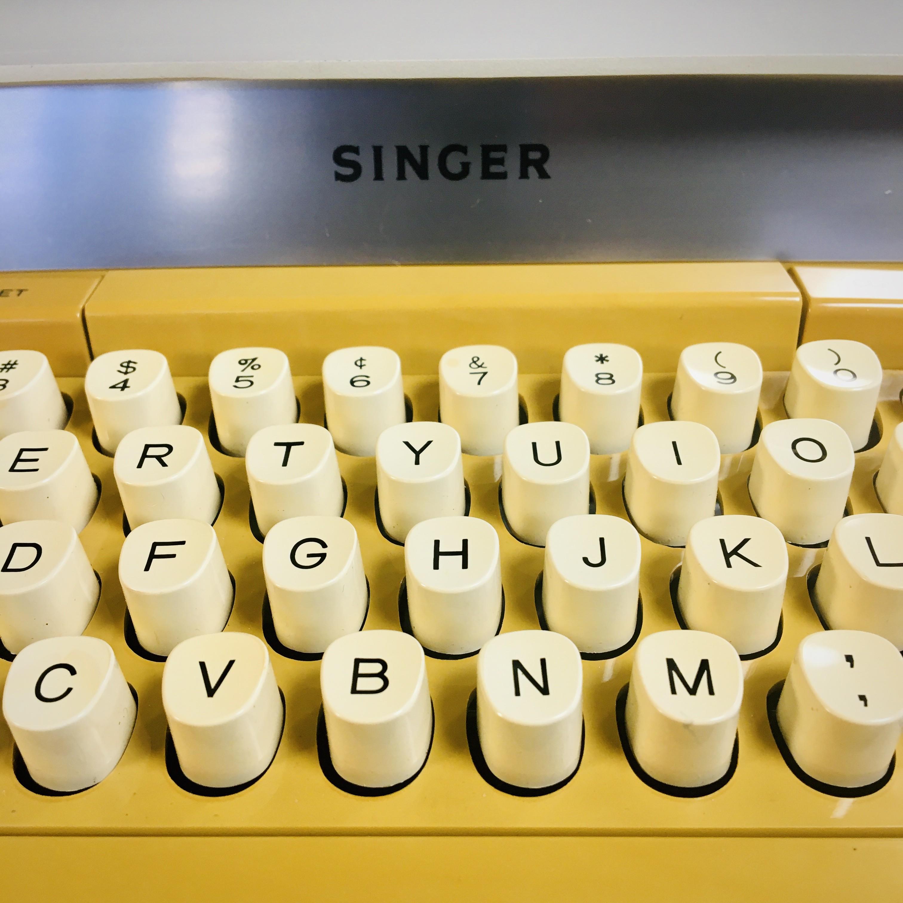 Singer Electric