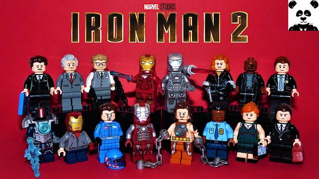 Iron Man 2 (2010) - The MCU Infinity Saga No. 3