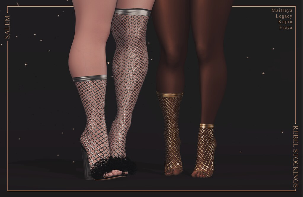 [Salem] Rebel Stockings @ Main Store