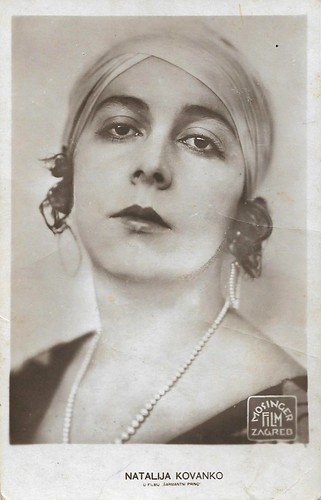 Nathalie Kovanko in Le prince charmant