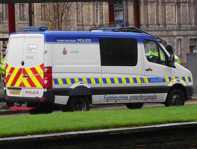 Greater Manchester Police (MX58 UZV)