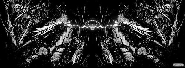 The Dark Crows Art v1 - (HQ)