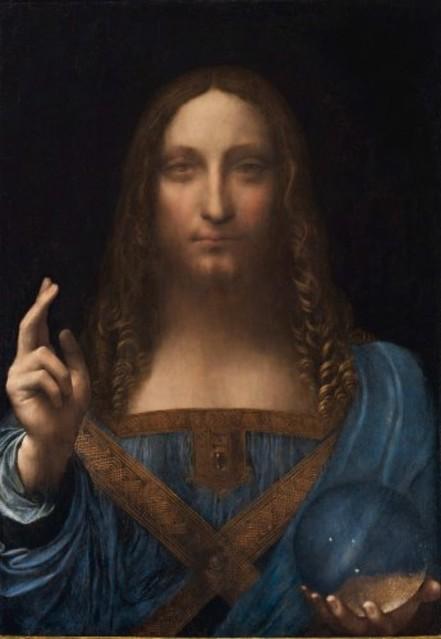 Leonardo da Vinci (maybe)