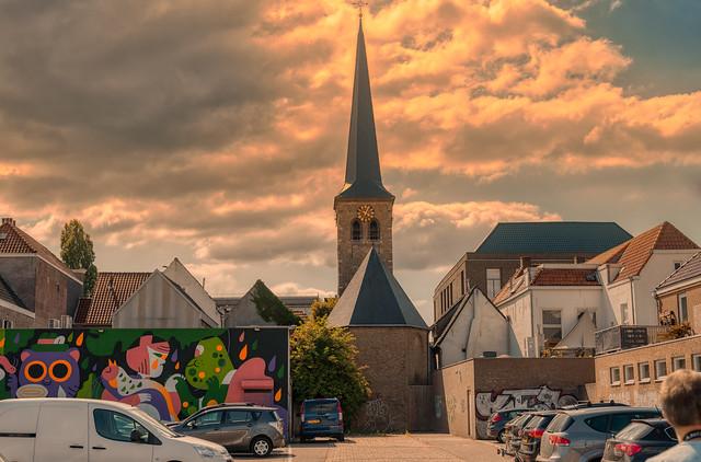 Sint-Joostkapel, Breda.