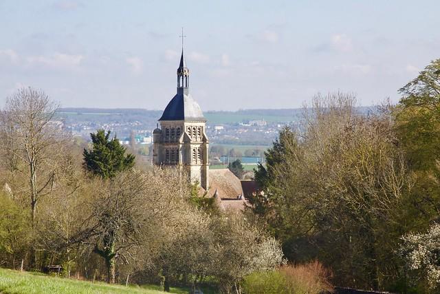 Eglise Saint Martin / Chézy sur Marne