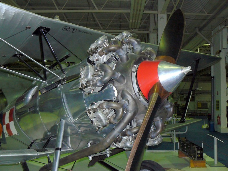 Брістольський бульдог Mk.IIA
