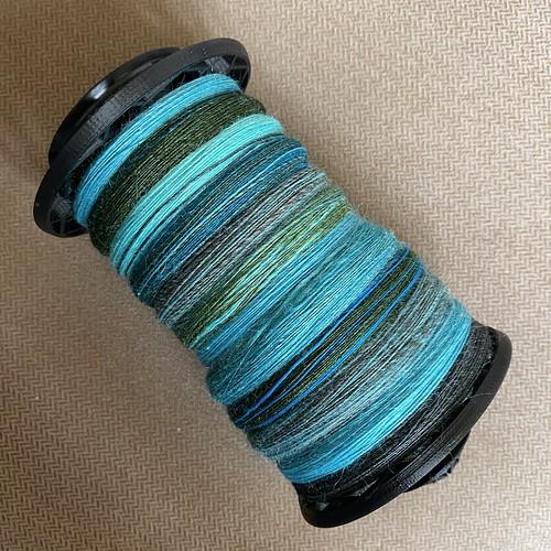 Combination Spin-Teals bobbin 1