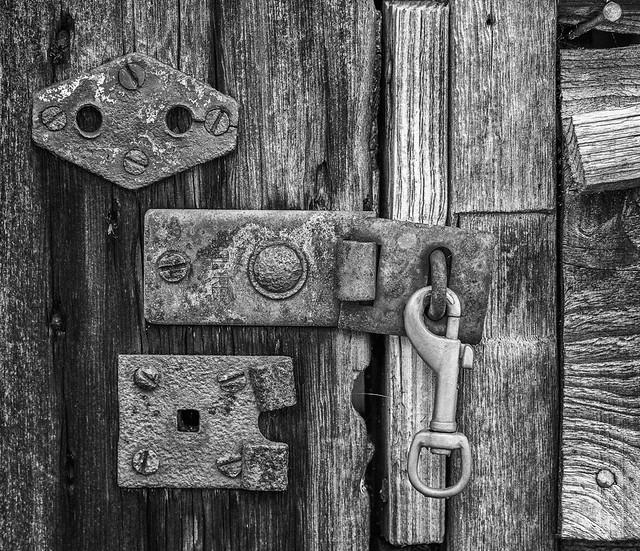 Barn Door Hardware.
