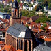 La iglesia del Espíritu Santo. Heidelberg  . Expl.