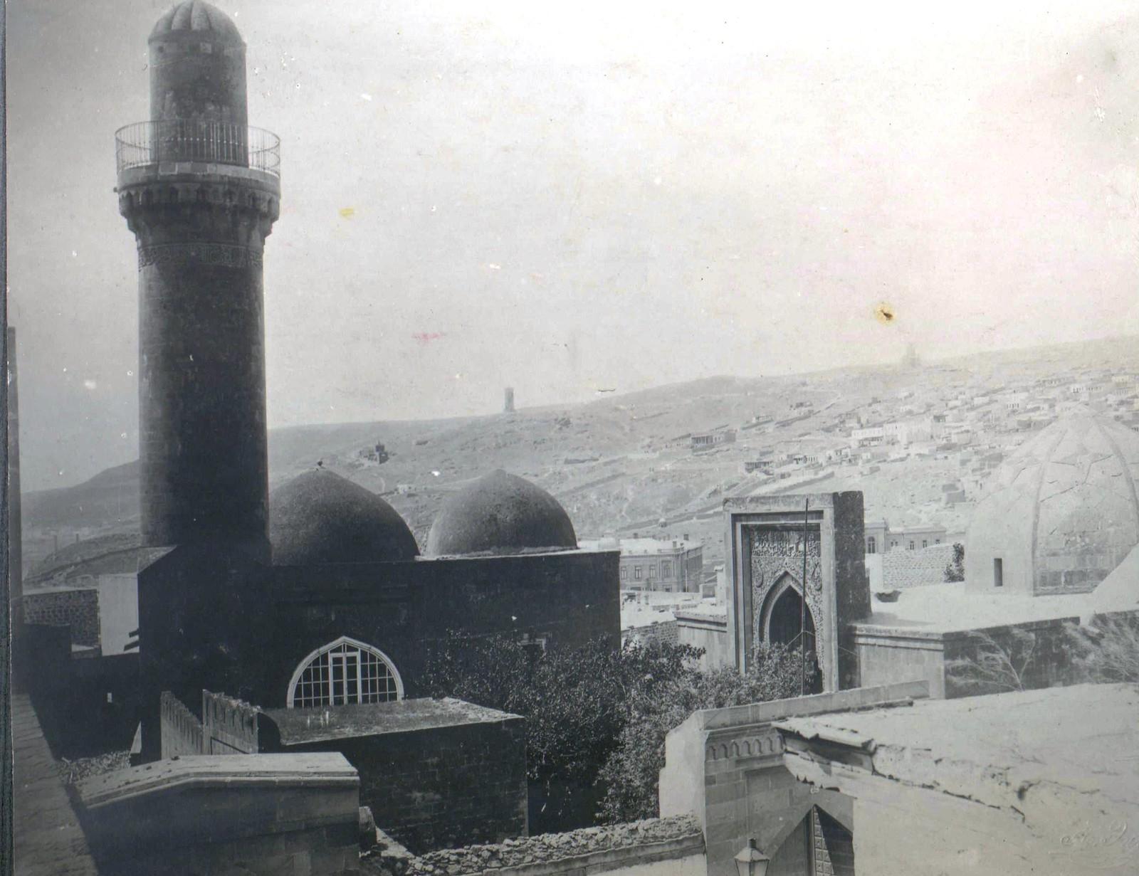 216. Ханская мечеть в г Баку