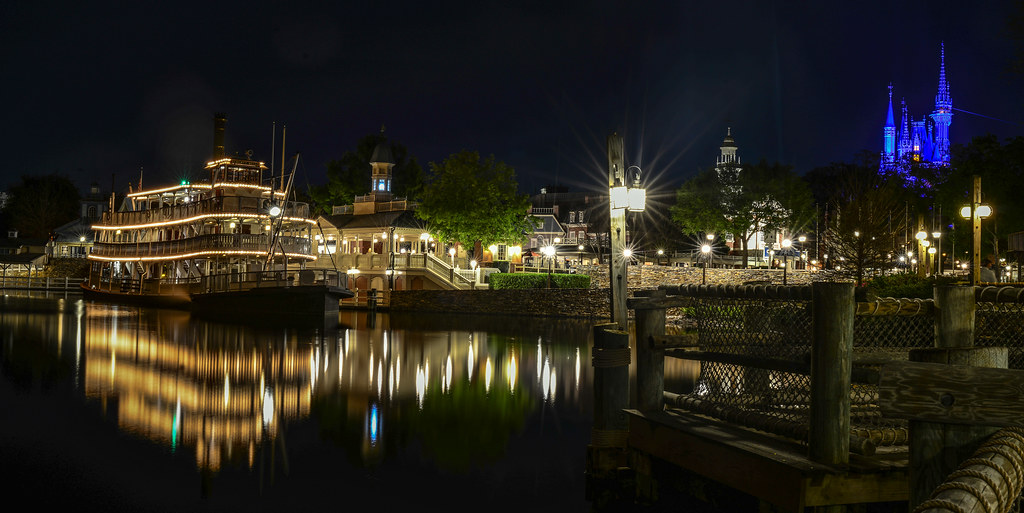 Riverboat Castle night MK