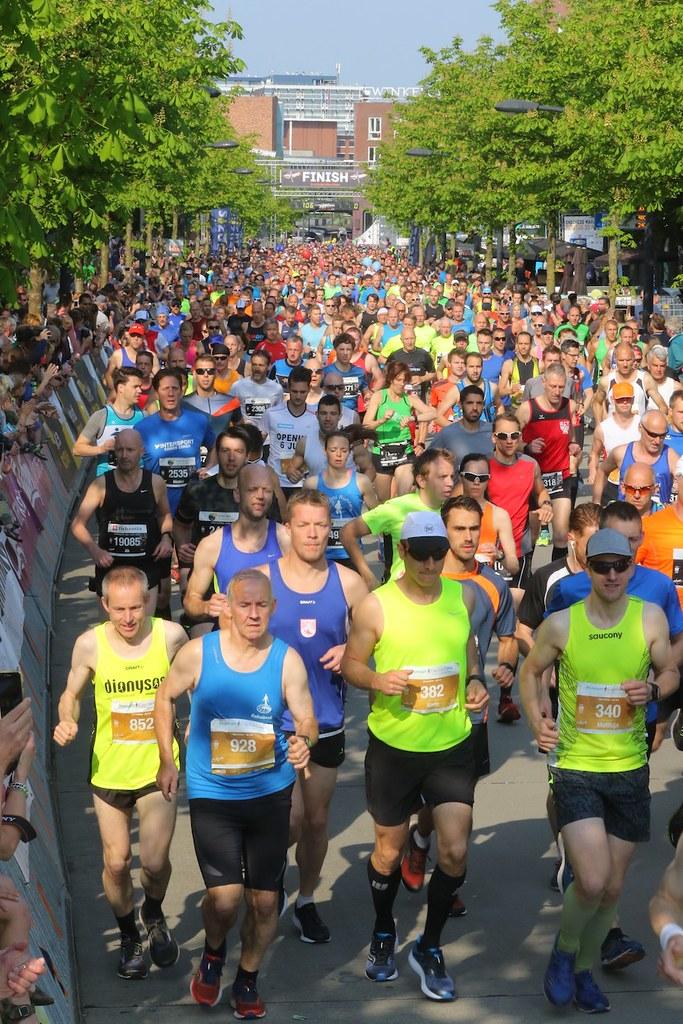 Enschede Marathon beeld 2
