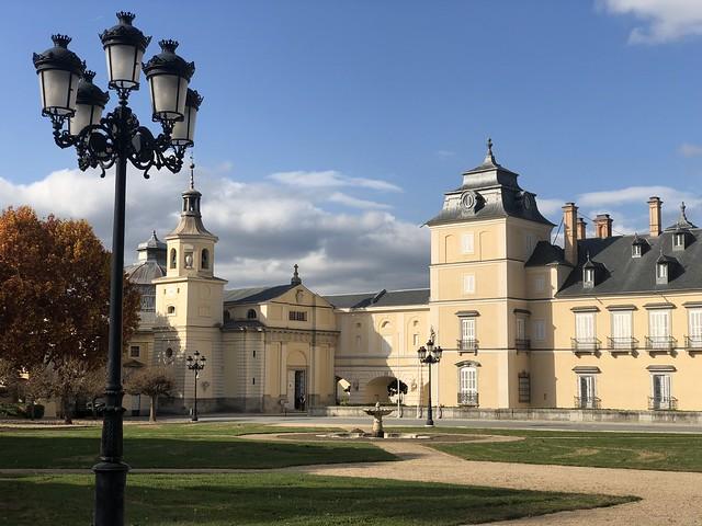 Palacio de El Pardo en Madrid