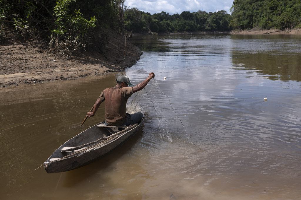 Supporting indigenous communities in the northern Amazon basin