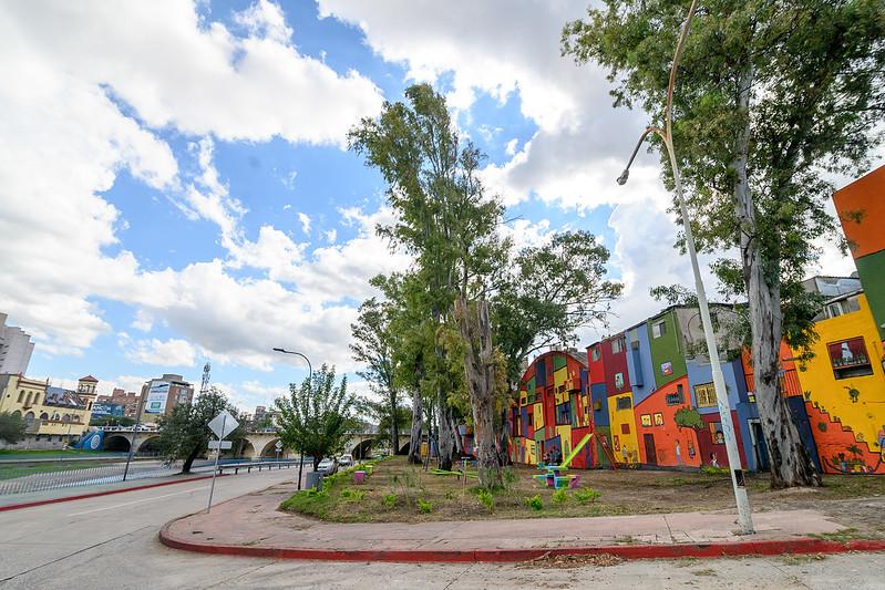 La Costanera suma un nuevo espacio verde y recreativo