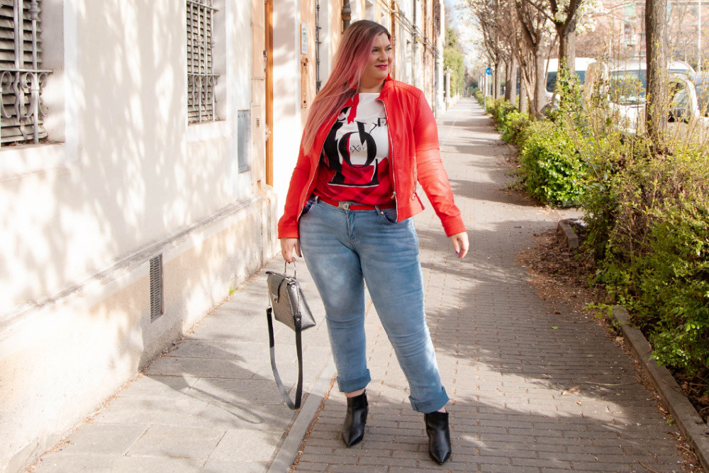 outfit casual sportivo Exsy curvy plus size (7)