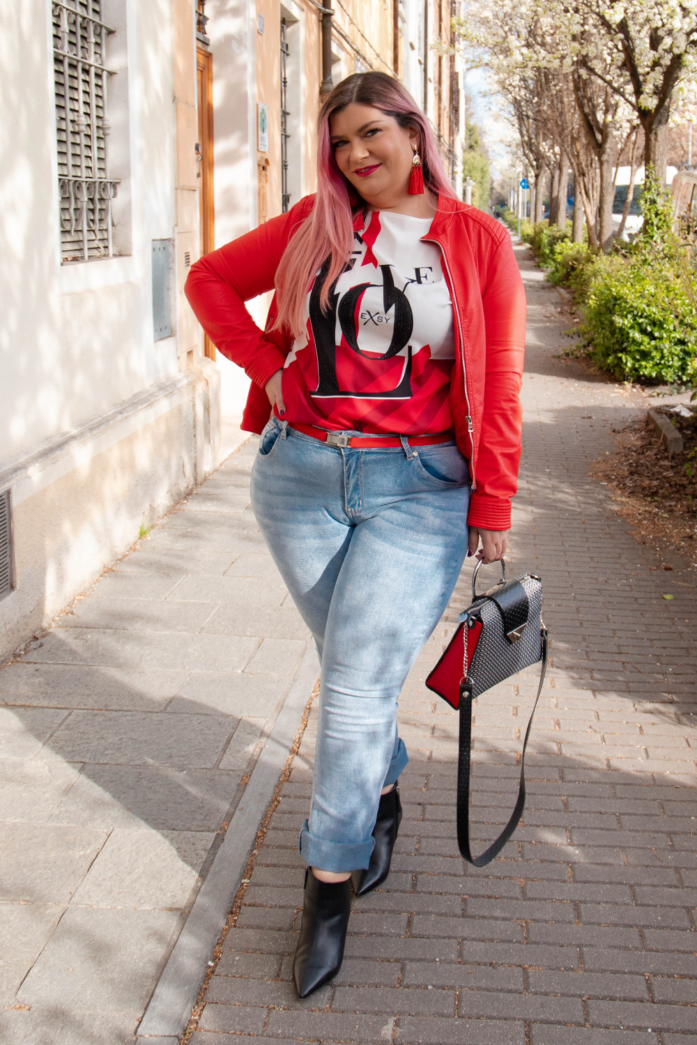 outfit casual sportivo Exsy curvy plus size (5)