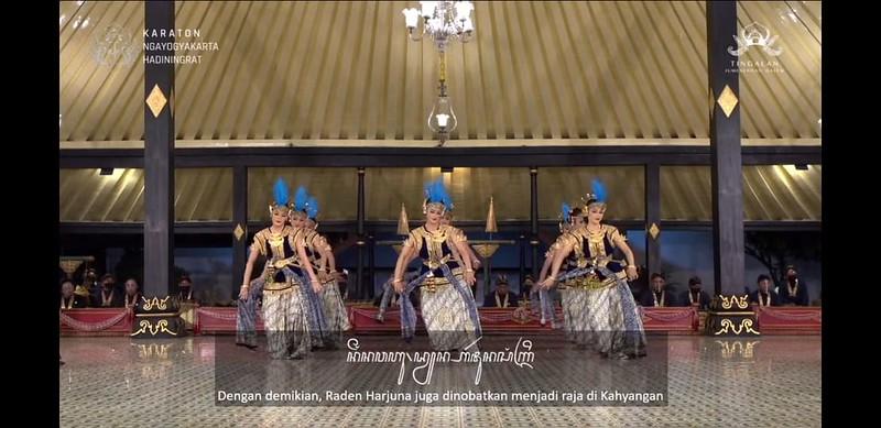 Bedhaya Mintaraga Tarian Syarat Makna Karya Sri Sultan Hamengku Buwono X 6