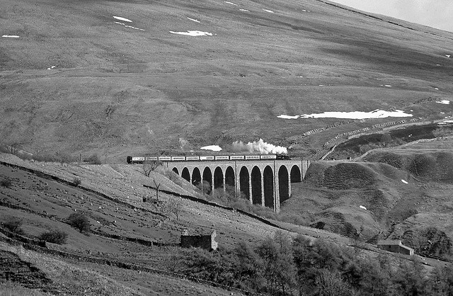 Viaduct in the Dales