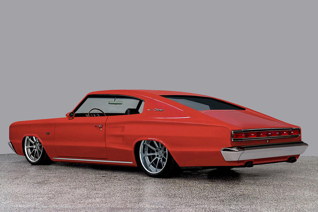 66'Dodge Charger RT