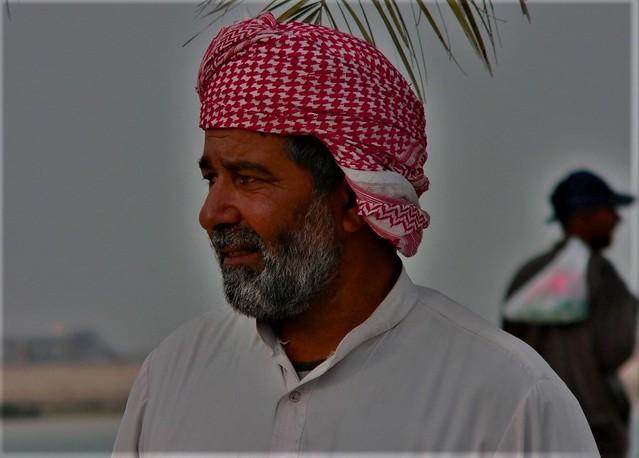 Local gentleman in Al Khor,  Qatar