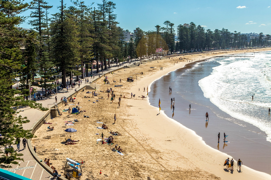 Magnificent Manly Beach