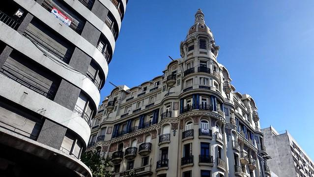 Edificio Café Montevideo