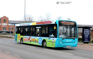 Arriva North East 1331 YJ09CVD
