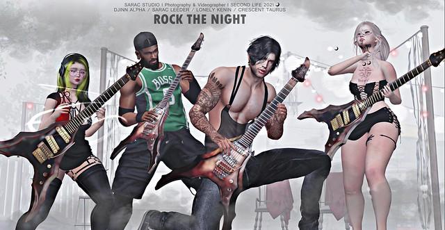 Sarac Studio - Rock The Night