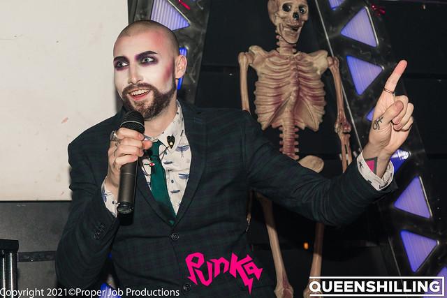 Dis Charge - Punka Halloween 2020