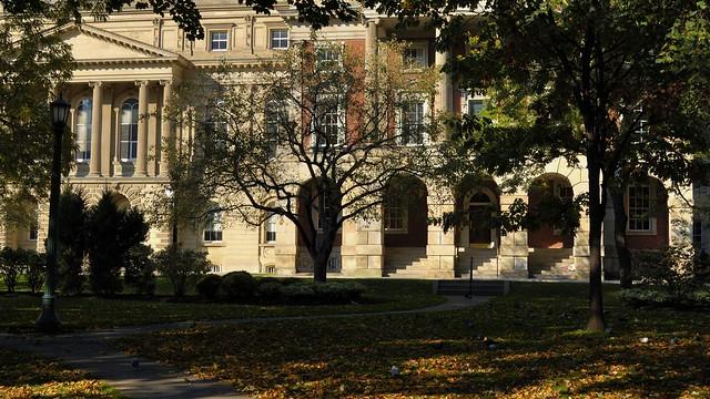 Osgoode Hall, Toronto.