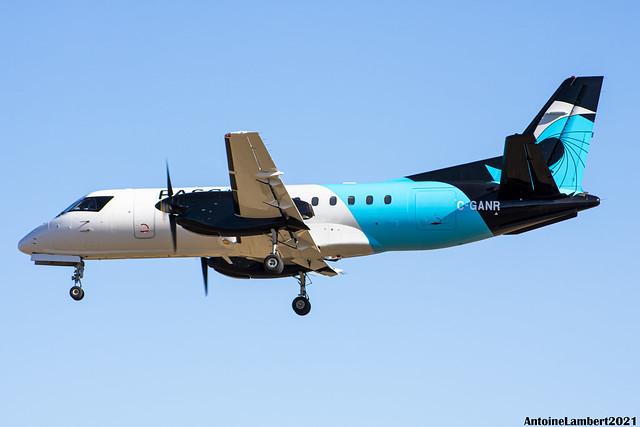 Pascan Aviation SAAB340 C-GANR YQB