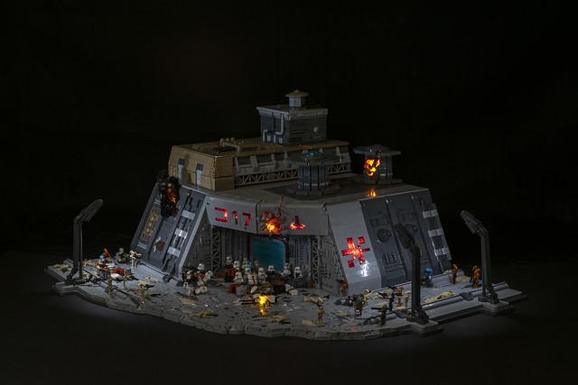 LEGO Star Wars Operation Sandstone - Ep. 5 The Hospital
