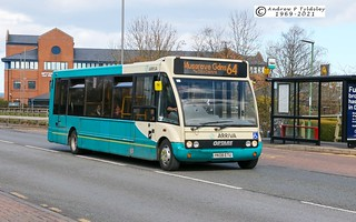 Arriva North East 2819 YK08ETU