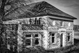 Itzehoe 210221 - East and Breitenburg - DSC_1837 - Breitenburgs old ferry house