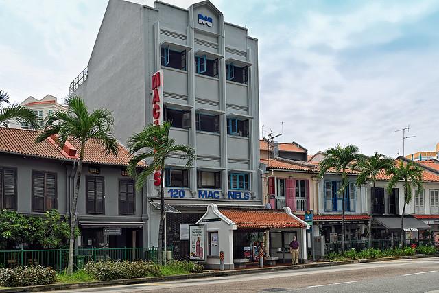 Conservation Shophouses