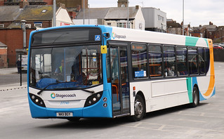 Stagecoach: 27740 NK11BGY Alexander Dennis Enviro 300