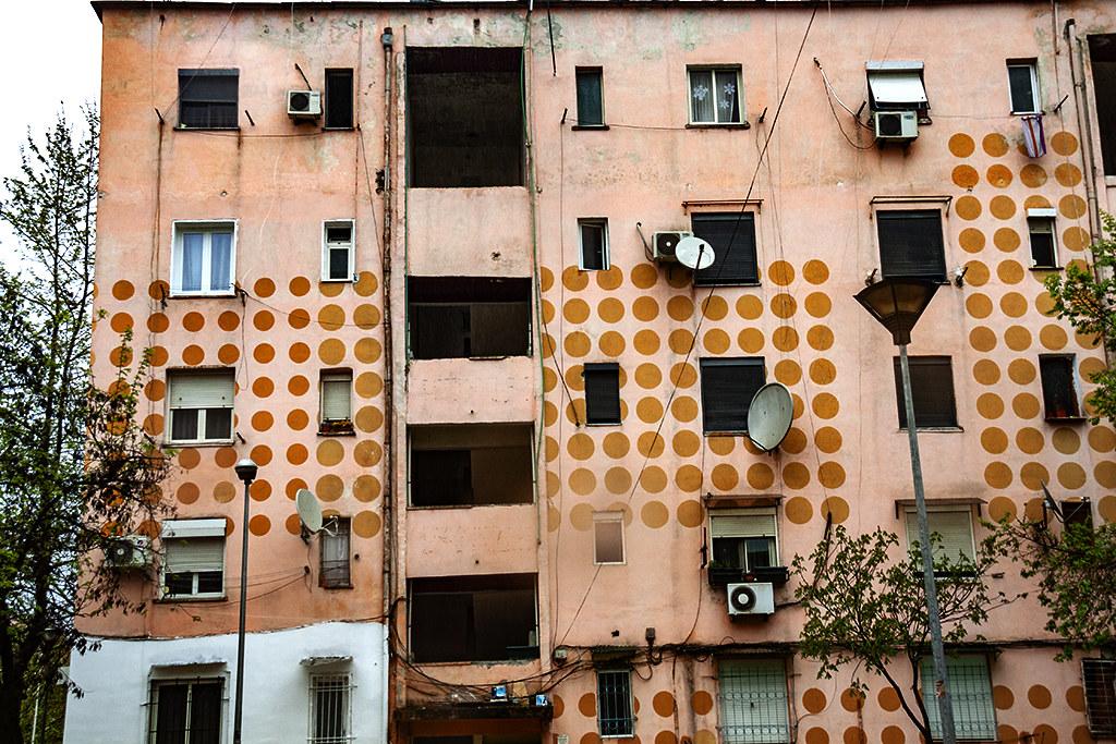 Tenement on 4-14-21--Tirana