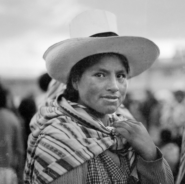 A nearly smile from Huancayo