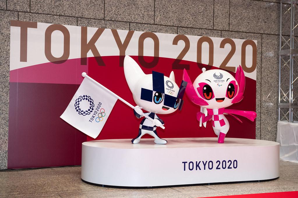 Tokyo 2020 - 100 days to go