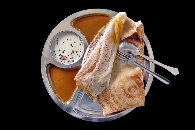 Malaysia - Malacca - Restaurant - Masala Dosa - 11d