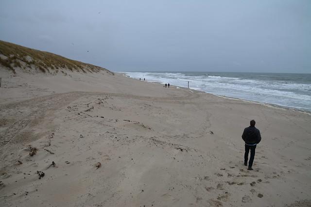 Het strand vanDe Koog
