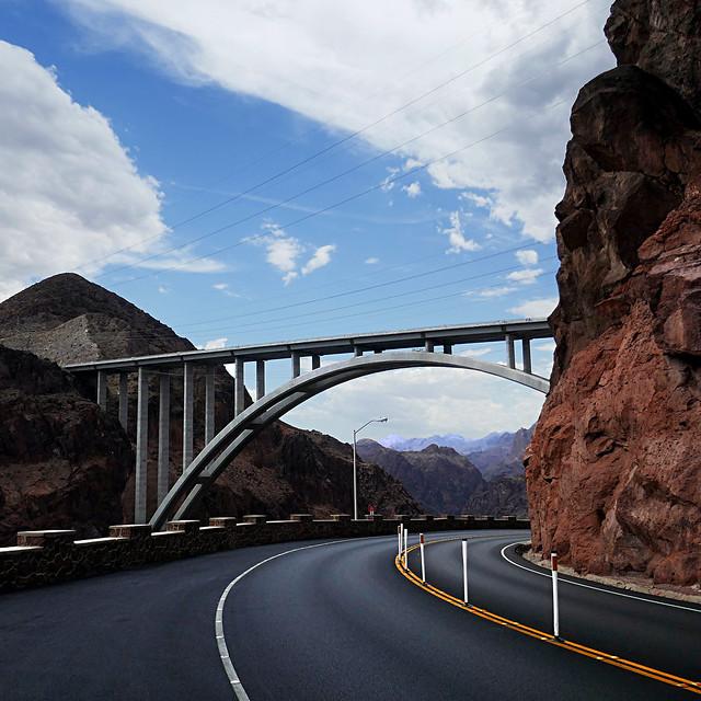 Hoover Dam, Arizona & Nevada, USA