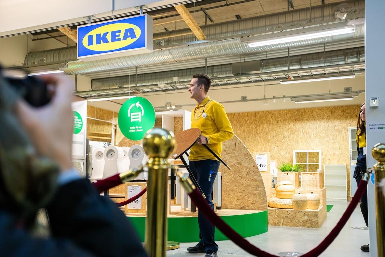 Itt az első szegedi IKEA átvételi pont