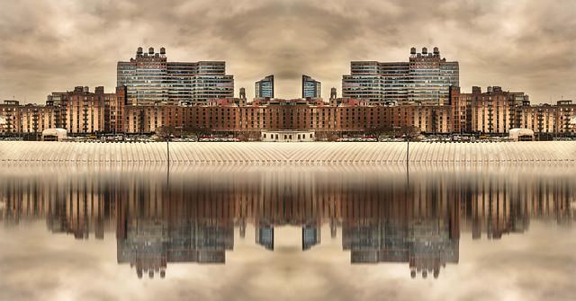 A personal urban symmetry