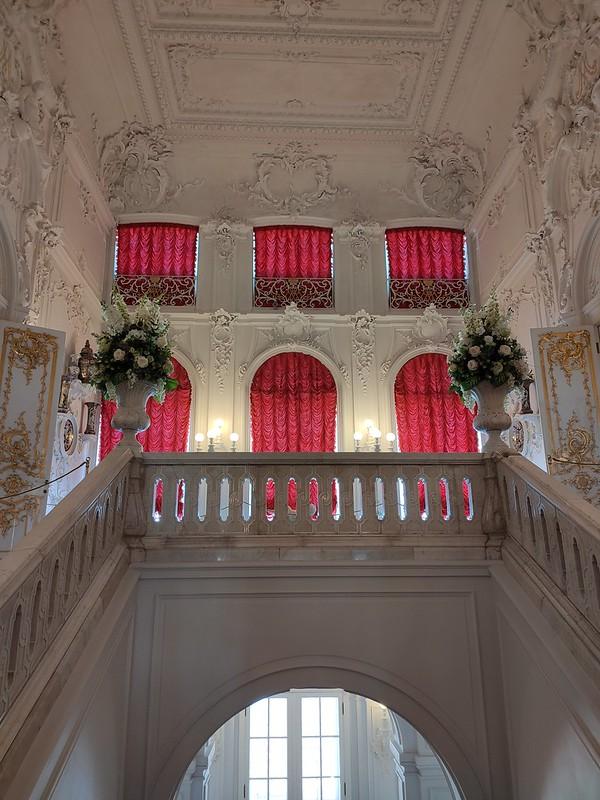 Большой Екатерининский дворец - Лестница
