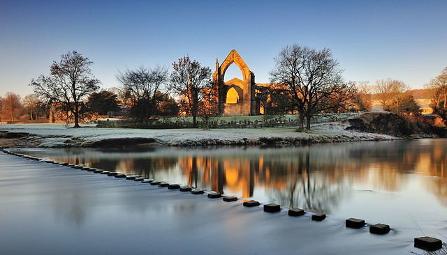 Frozen Abbey