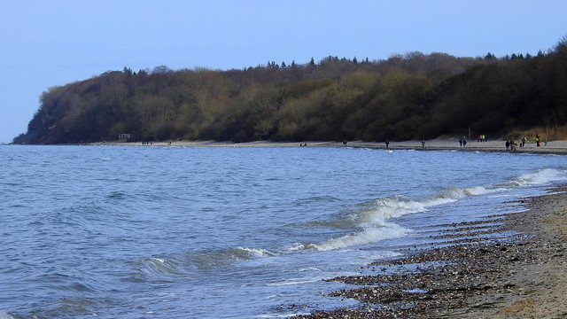 Strand Surendorf - Ostsee